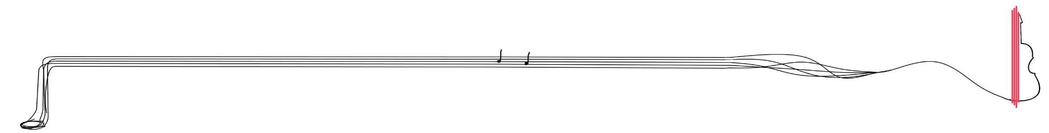 Music-based border